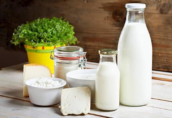 Controla los lácteos